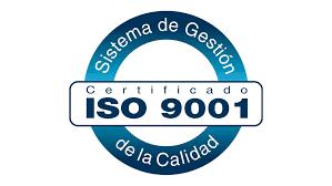Logo Certificacion 9001